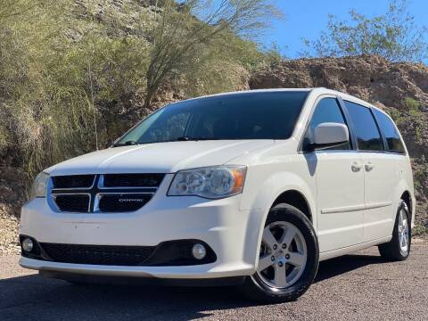 2011 Dodge Grand Caravan for sale at Baba's Motorsports, LLC in Phoenix AZ