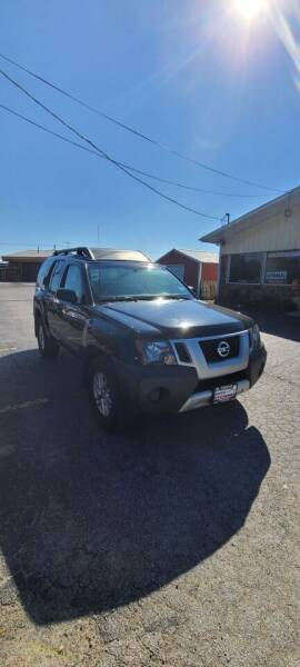 2014 Nissan Xterra for sale at Chicago Auto Exchange in South Chicago Heights IL