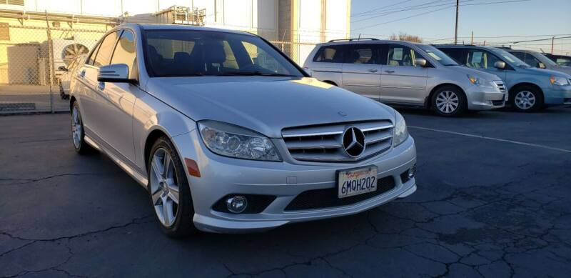 2010 Mercedes-Benz C-Class for sale at Express Auto Sales in Sacramento CA