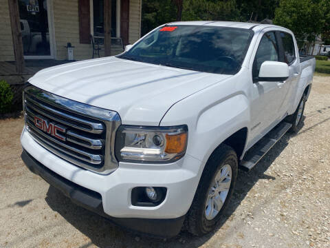 2015 GMC Canyon for sale at Southtown Auto Sales in Whiteville NC