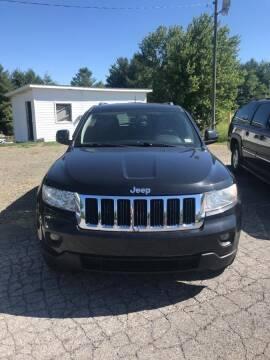 2011 Jeep Grand Cherokee for sale at Guarantee Auto Galax in Galax VA