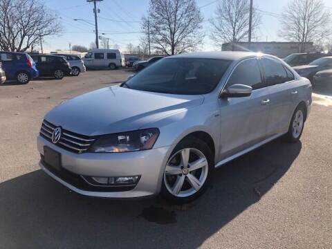 2015 Volkswagen Passat for sale at International Cars Co in Murfreesboro TN