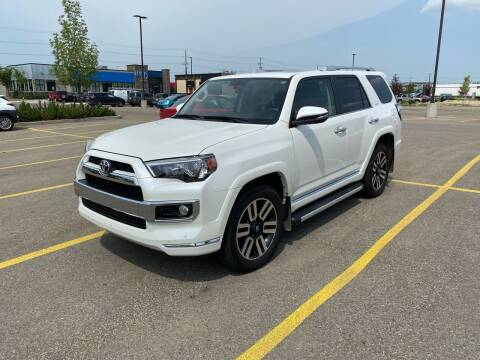 2017 Toyota 4Runner for sale at Truck Buyers in Magrath AB