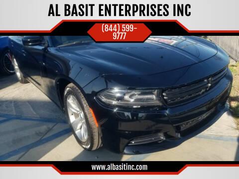 2018 Dodge Charger for sale at AL BASIT ENTERPRISES INC in Riverside CA