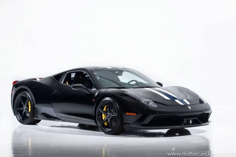 Used Ferrari 458 Speciale For Sale In Alpharetta Ga Carsforsale Com
