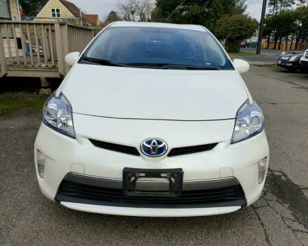2015 Toyota Prius Plug-in Hybrid for sale at Life Auto Sales in Tacoma WA