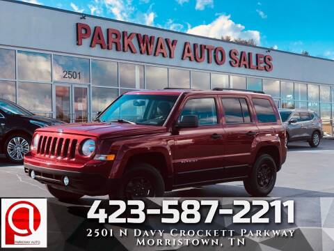 2016 Jeep Patriot for sale at Parkway Auto Sales, Inc. in Morristown TN