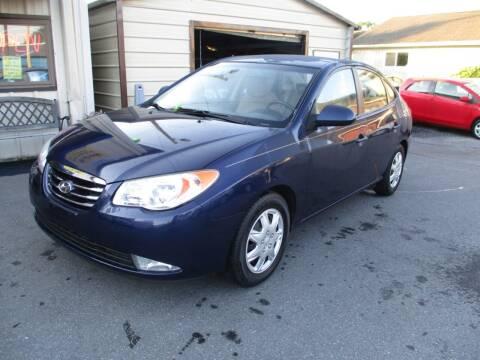 2010 Hyundai Elantra for sale at TRI-STAR AUTO SALES in Kingston NY