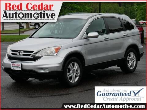 2011 Honda CR-V for sale at Red Cedar Automotive in Menomonie WI