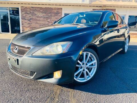 2007 Lexus IS 350 for sale at North Georgia Auto Brokers in Snellville GA