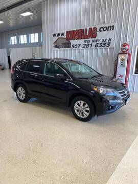2014 Honda CR-V for sale at Kinsellas Auto Sales in Rochester MN