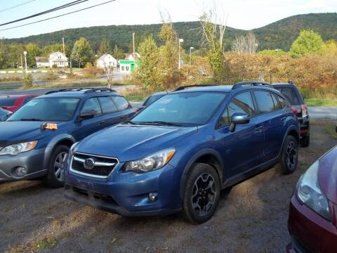 2015 Subaru XV Crosstrek for sale at Warner's Auto Body of Granville Inc in Granville NY