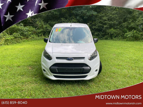 2015 Ford Transit Connect Wagon for sale at Midtown Motors in Greenbrier TN