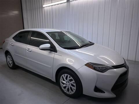 2018 Toyota Corolla for sale at JOE BULLARD USED CARS in Mobile AL