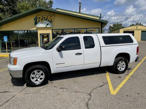 2008 GMC Sierra 1500 for sale at RPM AUTO SALES in Lansing MI
