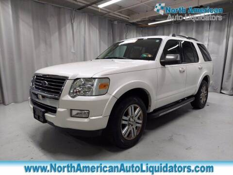 2010 Ford Explorer for sale at North American Auto Liquidators in Essington PA