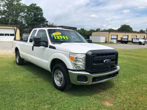2013 Ford F-250 Super Duty for sale at Vehicle Network - LEE MOTORS in Princeton NC
