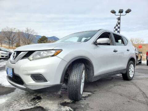 2016 Nissan Rogue for sale at Lakeside Auto Brokers in Colorado Springs CO