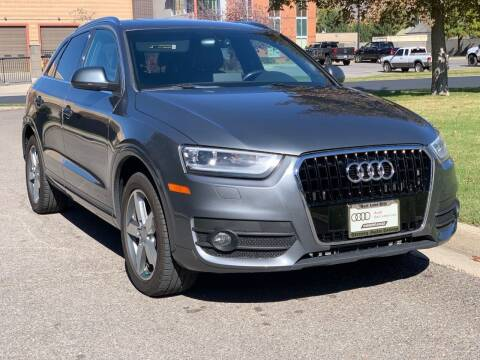 2015 Audi Q3 for sale at A.I. Monroe Auto Sales in Bountiful UT