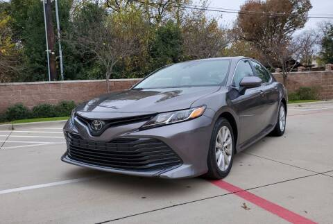2020 Toyota Camry for sale at International Auto Sales in Garland TX