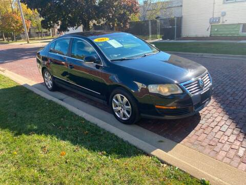 2007 Volkswagen Passat for sale at RIVER AUTO SALES CORP in Maywood IL