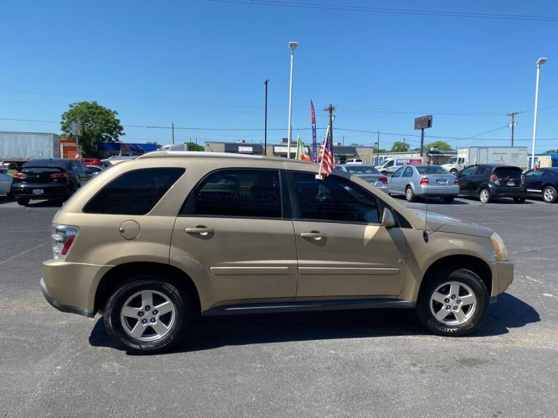 2006 Chevrolet Equinox for sale at Traditional Autos in Dallas TX