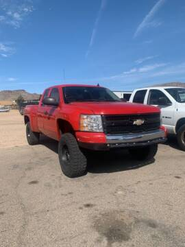 2007 Chevrolet Silverado 1500 for sale at Poor Boyz Auto Sales in Kingman AZ