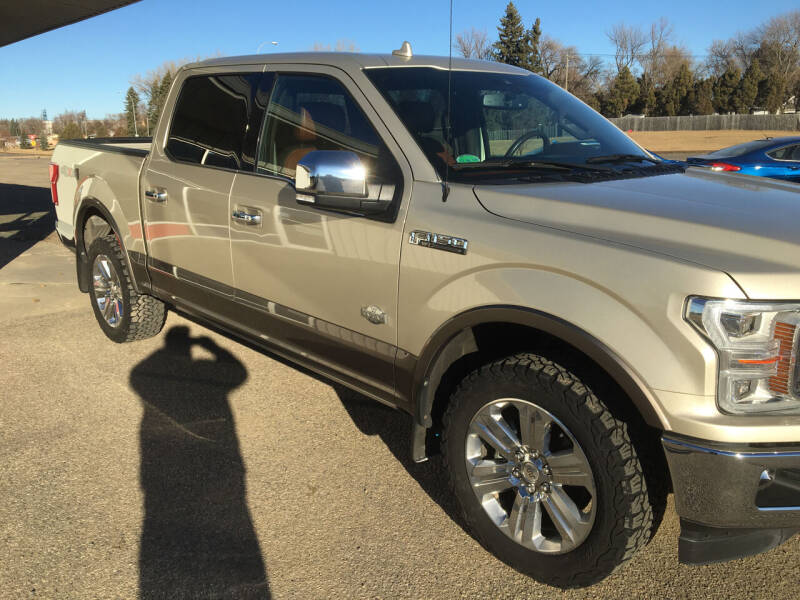 2018 Ford F-150 for sale at Drive Chevrolet Buick Rugby in Rugby ND