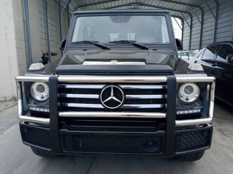 2018 Mercedes-Benz G-Class for sale at Auto Haus Imports in Grand Prairie TX