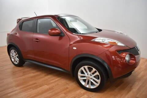2011 Nissan JUKE for sale at Paris Motors Inc in Grand Rapids MI