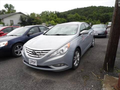 2012 Hyundai Sonata for sale at BUCKLEY'S AUTO in Romney WV