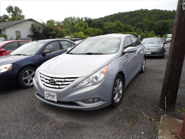 2012 Hyundai Sonata for sale at BUCKLEY'S AUTO in Romney WV