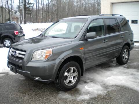 2008 Honda Pilot for sale at Route 111 Auto Sales in Hampstead NH