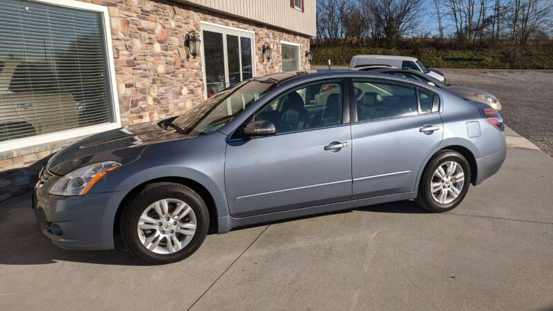 2010 Nissan Altima for sale at Cub Hill Motor Co in Stewartstown PA