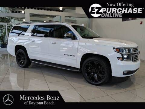 2015 Chevrolet Suburban for sale at Mercedes-Benz of Daytona Beach in Daytona Beach FL