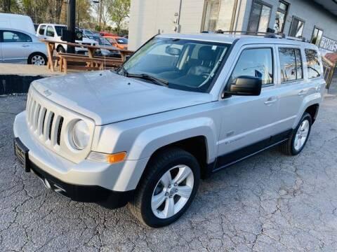 2011 Jeep Patriot for sale at M&M's Auto Sales & Detail in Kansas City KS