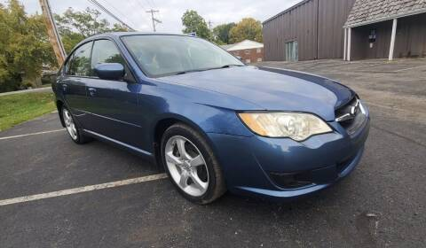 2008 Subaru Legacy for sale at Nile Auto in Columbus OH
