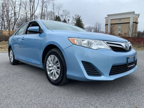 2012 Toyota Camry Hybrid for sale at Auto Warehouse in Poughkeepsie NY