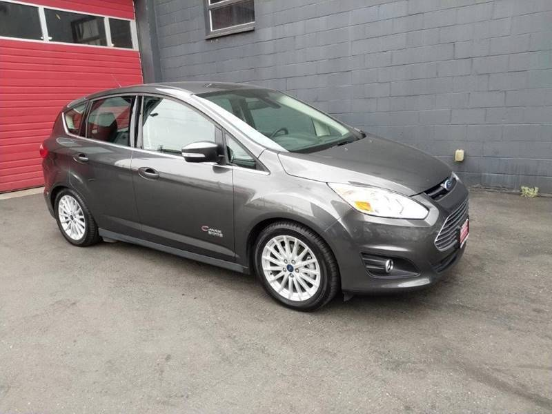 2016 Ford C-MAX Energi for sale at Paramount Motors NW in Seattle WA