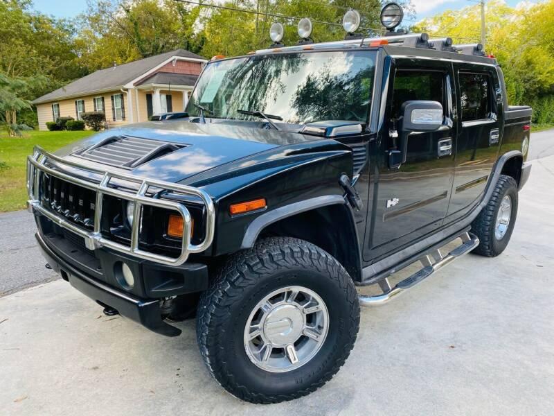 2006 HUMMER H2 SUT for sale at Cobb Luxury Cars in Marietta GA