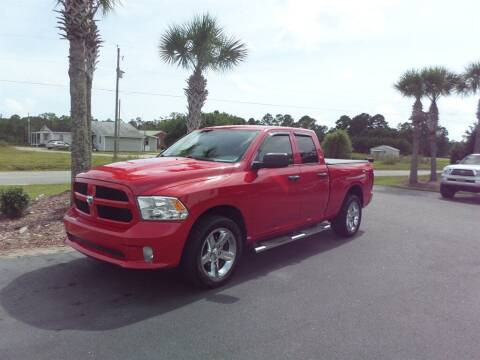 2015 RAM Ram Pickup 1500 for sale at First Choice Auto Inc in Little River SC
