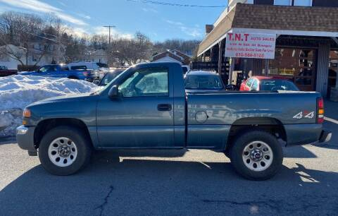 2006 GMC Sierra 1500 for sale at TNT Auto Sales in Bangor PA