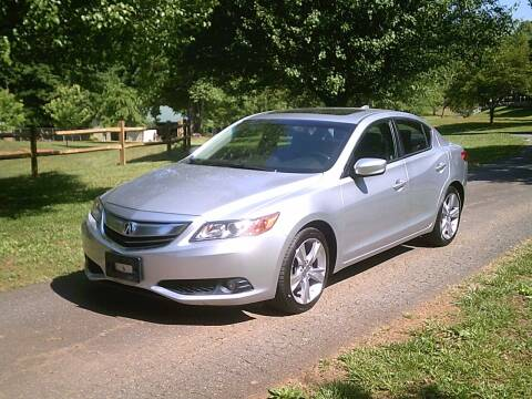 2013 Acura ILX for sale at C & S Automotive in Nebo NC
