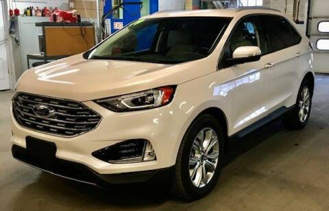 2019 Ford Edge for sale at Reinecke Motor Co in Schuyler NE