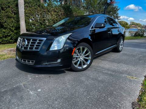 2014 Cadillac XTS for sale at CARPORT SALES AND  LEASING in Oviedo FL