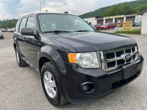 2011 Ford Escape for sale at Ron Motor Inc. in Wantage NJ
