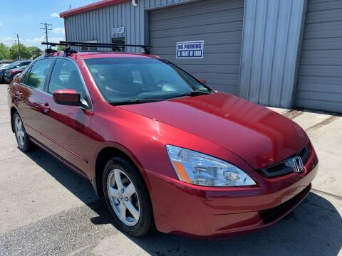 2004 Honda Accord for sale at Autoplex 3 in Milwaukee WI