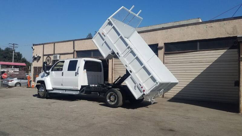 2008 Chevrolet C4500 for sale at Vehicle Center in Rosemead CA