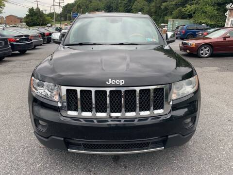 2011 Jeep Grand Cherokee for sale at YASSE'S AUTO SALES in Steelton PA