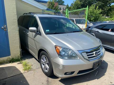 2008 Honda Odyssey for sale at Polonia Auto Sales and Service in Hyde Park MA